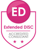 Extended DISC Accredited Consultant logo only 100px